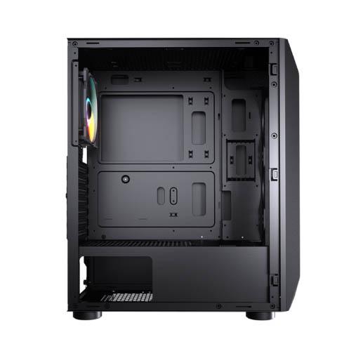 Gabinete Gamer Cougar MX410-T, Mid-Tower, S-Fan, Vidro Temperado, S-fonte