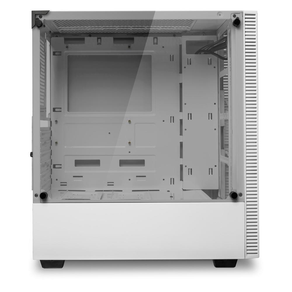 Gabinete Gamer T-Dagger Cube Branco Mid Tower TGC305-WH