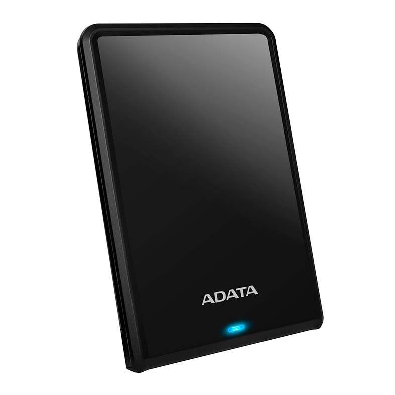 HD Externo ADATA AHV620S SLIM 1TB Preto - 1TU31-CBK