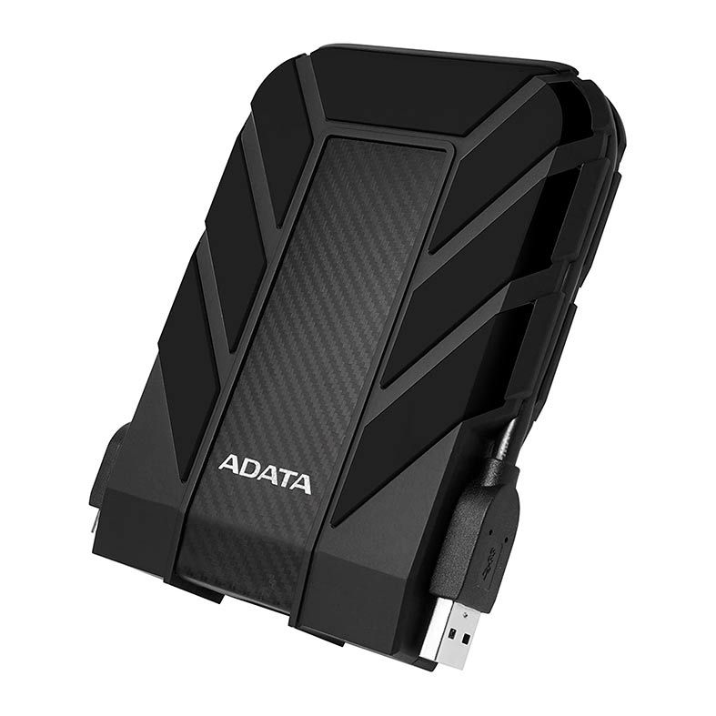 HD Externo ADATA HD710 Pro 1TB Preto - 1TU31-CBK