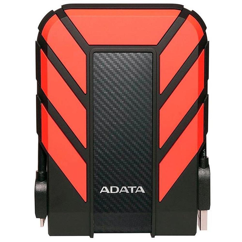 HD Externo ADATA HD710 Pro 1TB Vermelho - 1TU31-CBD