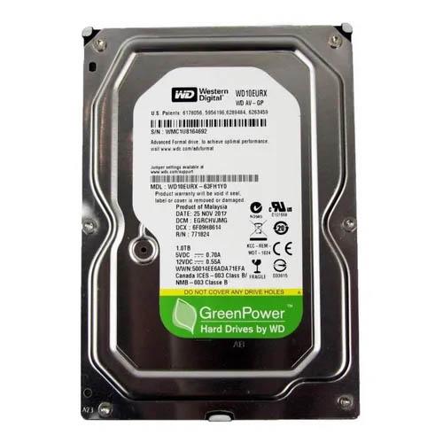 HD Western Digital 1TB WD10EURX 7200RPM