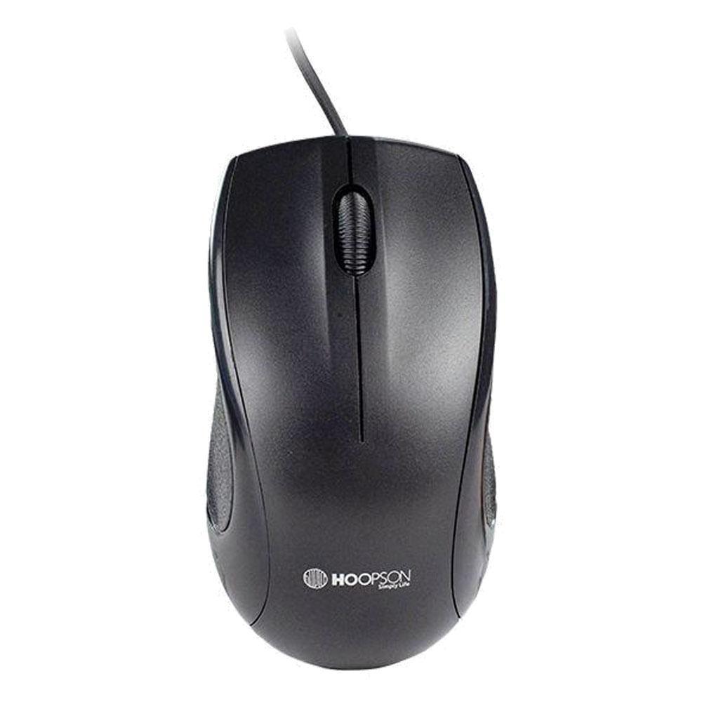 Kit Teclado e Mouse Hoopson, USB, ABNT2 - TPC-052K