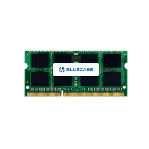 Memória RAM Bluecase DDR3 4GB 1600Mhz SODIMM (Notebook) Low Voltagem BLUECASE PN BMTSO3D16M135VE11/4G