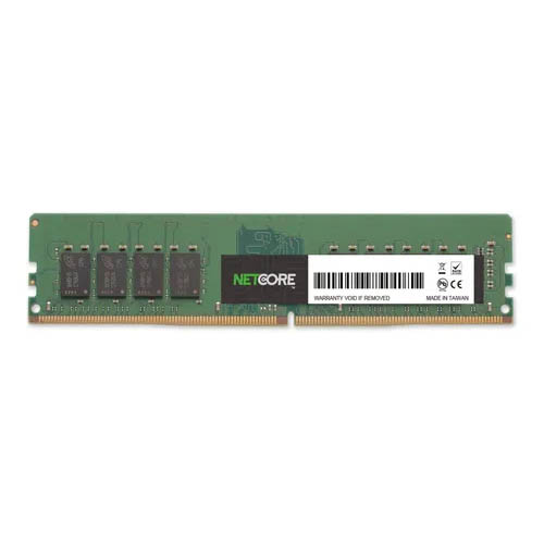 Memória RAM Netcore 8GB DDR4 PC4 2666Mhz 1.2V - NET48192UD26