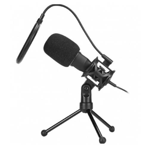 Microfone Stream Marvo Scorpion, USB C/ Tripé  - MIC-03