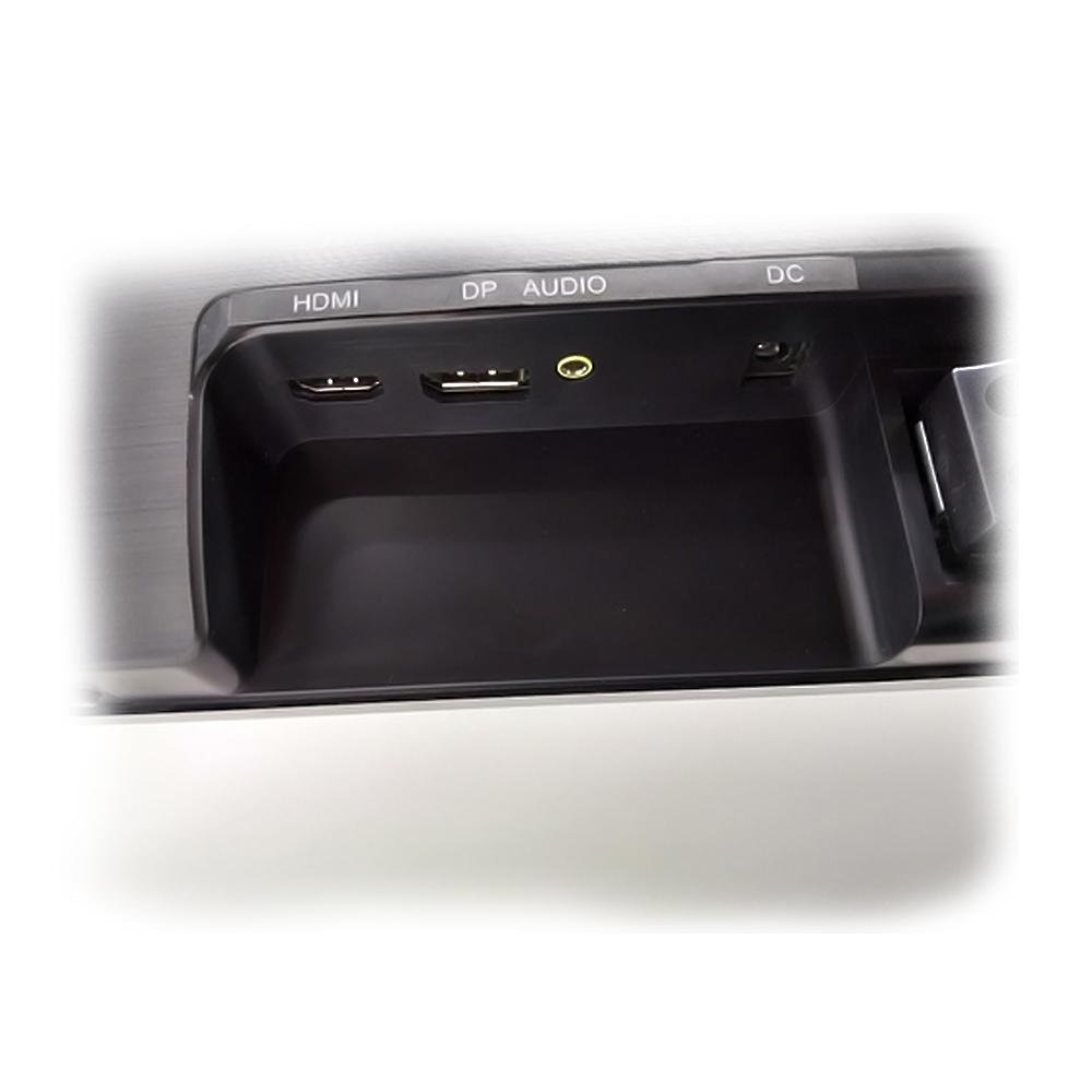 "Monitor Gamer Bluecase 24"" 144Hz, Full HD, Preto, HDMI e DP - BM242GW"