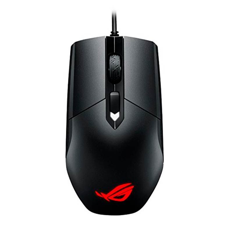 Mouse Gamer Asus ROG Strix Impact RGB, 4 Botões 5000DPI