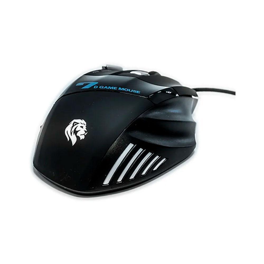 Mouse Gamer Hayom, USB, RGB, 7 Botões - MU2909
