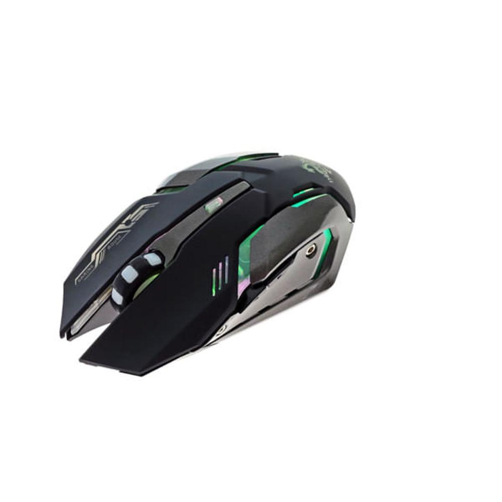 Mouse Gamer Hoopson, Recarregável, Sem Fio Wireless - GXW-900