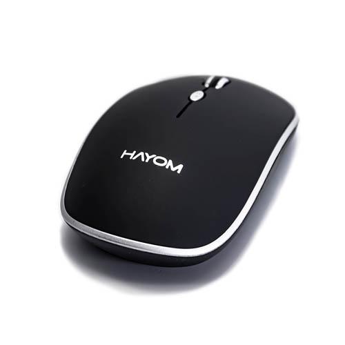 Mouse Sem Fio Hayom Office, Wireless, Preto - MU2913