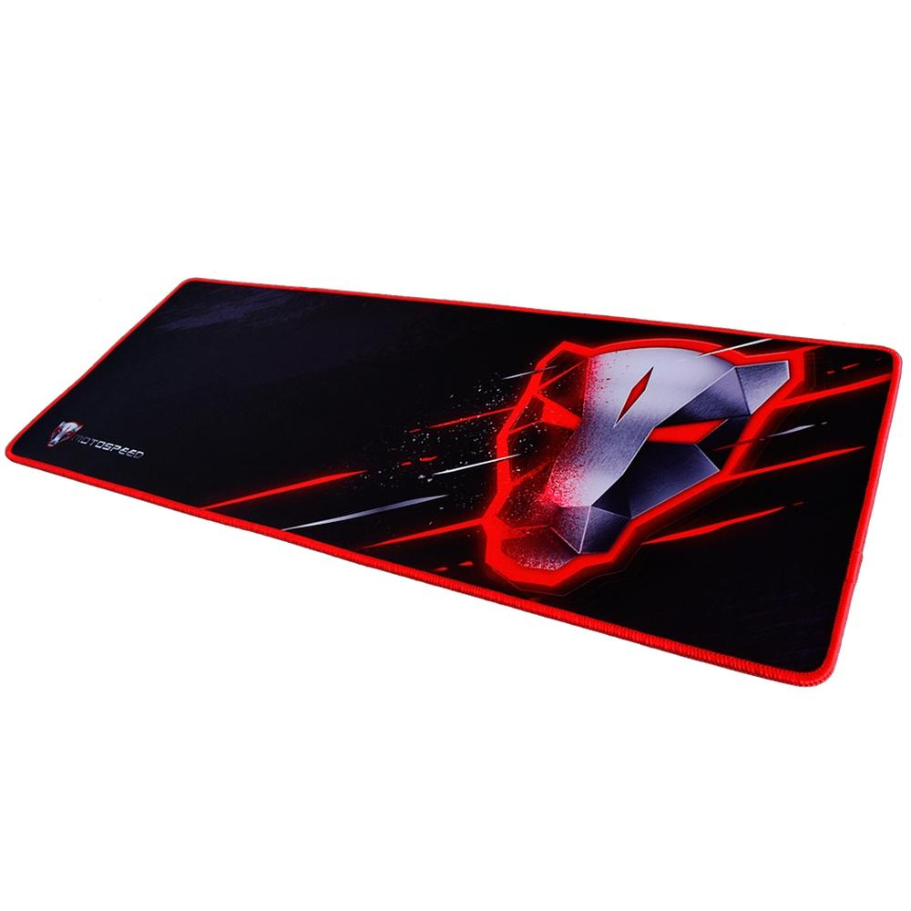 Mousepad Gamer Motospeed P60, Speed, Extra Grande (735x300mm)