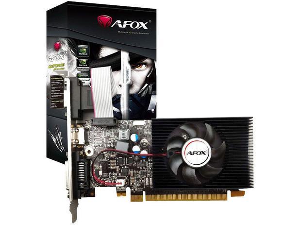 Placa de Vídeo AFOX GT420 4GB DDR3, 128bits - AF420-4096D3L5 - 0078902-01