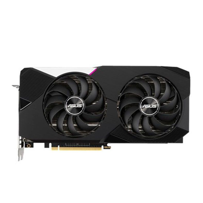 Placa de Vídeo Asus GeForce RTX 3070 OC 8GB GDDR6 Dual 256-Bit - DUAL-RTX3070-O8G