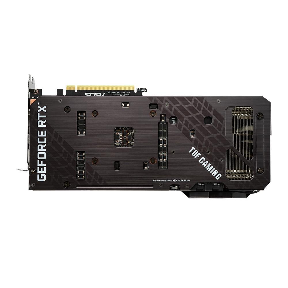 Placa de Vídeo Asus NVIDIA GeForce TUF Gaming RTX 3070, O8G, GDDR6 - TUF-RTX3070-O8G-GAMING