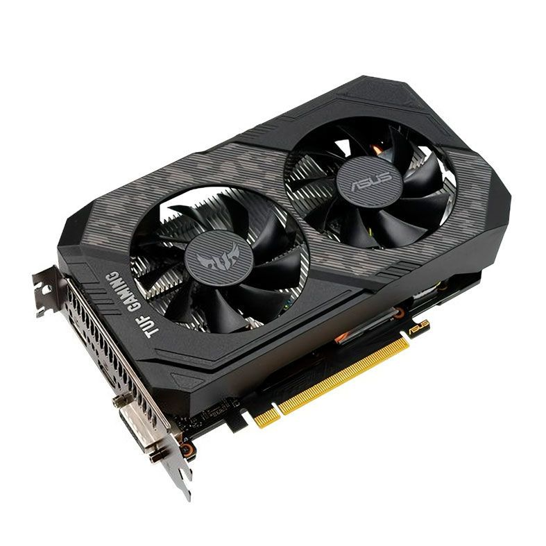 Placa de Video ASUS TUF Gaming GTX 1660 Super 6GB - TUF-GTX1660S-O6G-GAMING