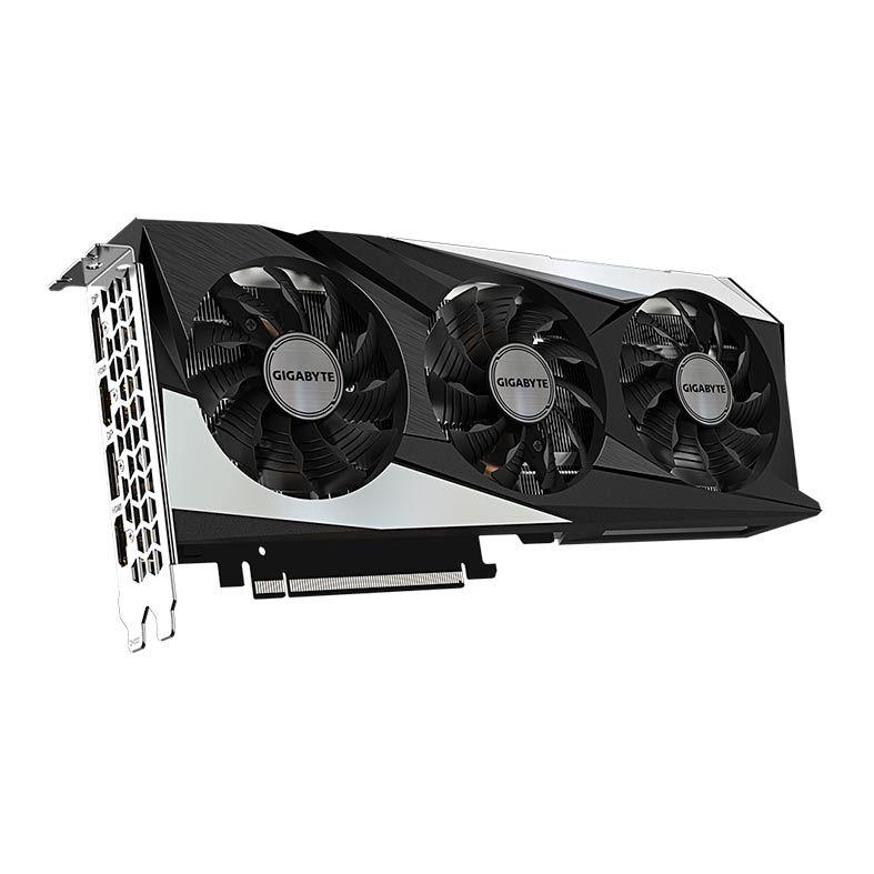 Placa de Video Gigabyte GeForce RTX 3060 12GB OC GDDR6 192BIT - GV-N3060GAMING OC-12GD