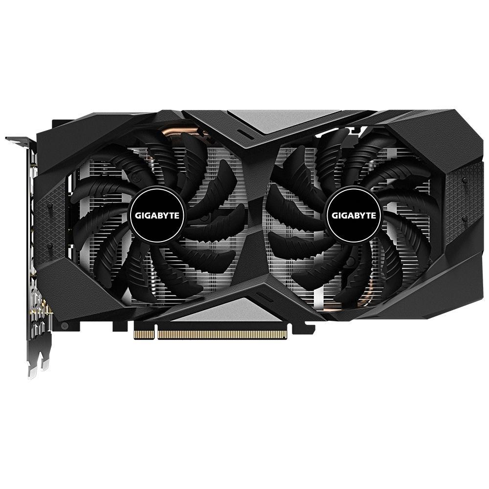 Placa de Vídeo Gigabyte GTX 1660 Super OC NVIDIA Geforce 6G, GDDR6 - GV-N166SOC-6GD
