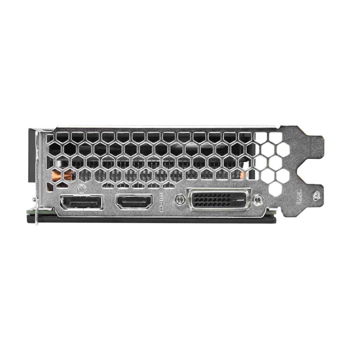 Placa de Vídeo Palit NVIDIA GeForce GTX 1660 Super GP OC, 6GB, GDDR6, 192bit, NE6166SS18J9-1160A-1