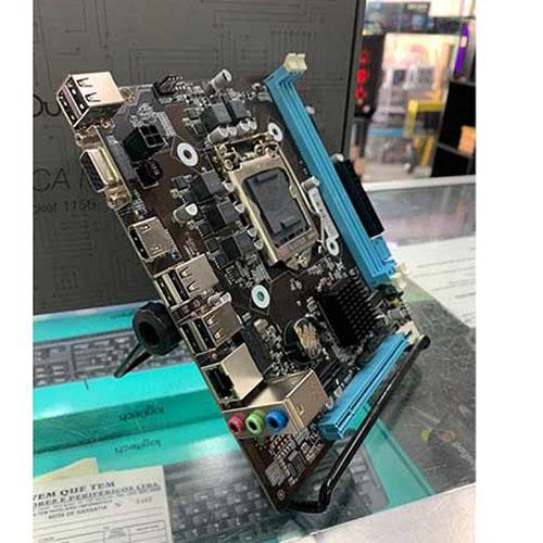 Placa-Mãe Arktek H55 LGA1156, DDR3, mATX - DX-H55M