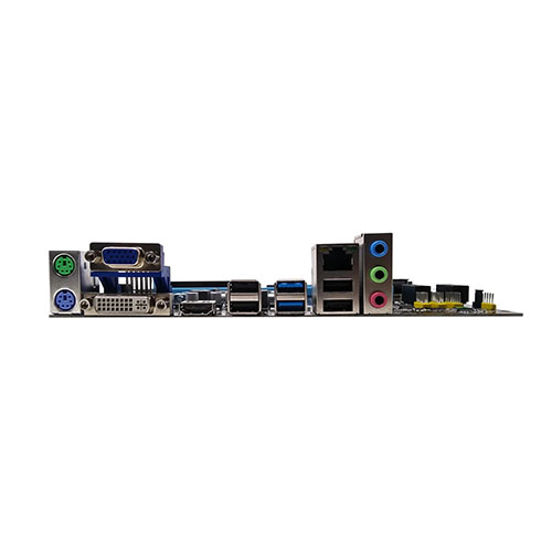 Placa-mãe Bluecase H81, DDR3, LGA1150 - BMBH81-T