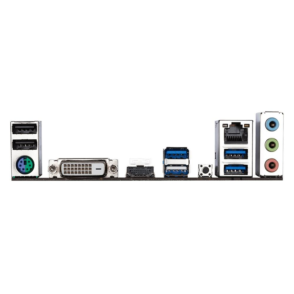 Placa-Mãe Gigabyte A520M H, AMD A520, mATX, DDR4, (rev. 1.0)