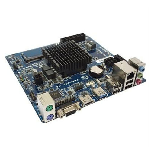 Placa-Mãe PCWARE Mini ITX Intel Celeron J1800 Integrado - IPX1800G2.