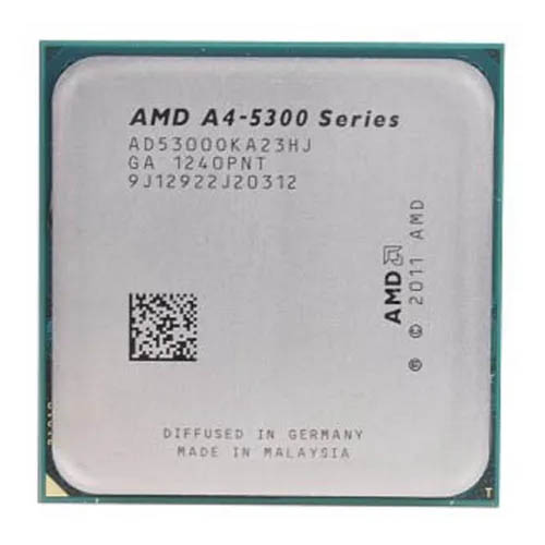 Processador AMD A4-5300 3.4GHz, Dual Core, 65W, Socket FM2, OEM S/ Cooler