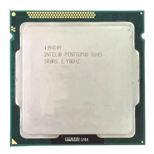 Processador Intel G645, Dual-Core, 2,90GHz, LGA 1155 - OEM S/ COOLER