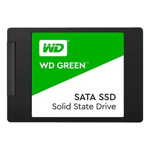 SSD WesternDigital 120GB, SATA, Leitura 545MB/s, Gravação 430MB/s - WDS120G2G0A