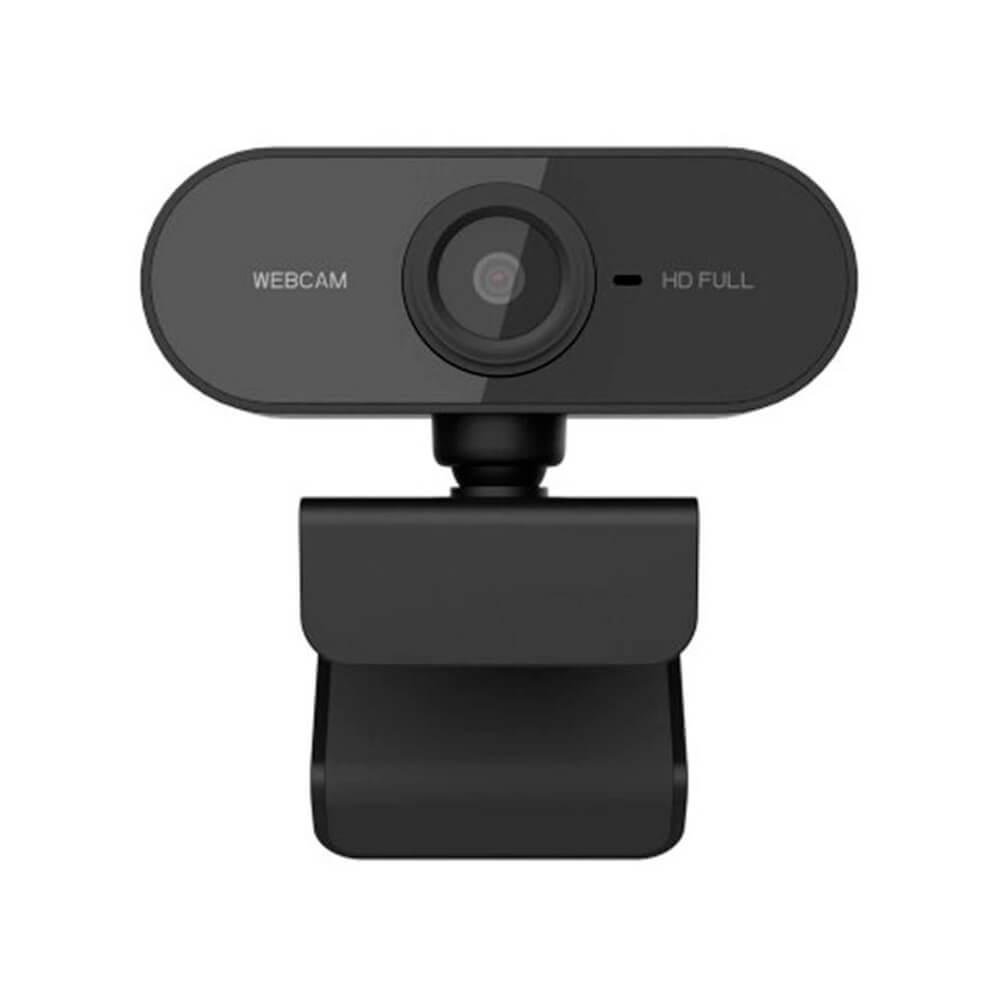 Webcam Bluecase 1080P, USB, Microfone -BWEB1080P-02