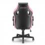 Cadeira Gamer Warrior Tongea GA192 Preto/Rosa Multilaser