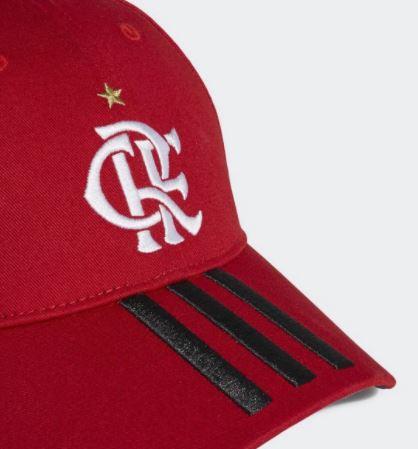 Boné Adidas Flamengo CRF 2020/2021