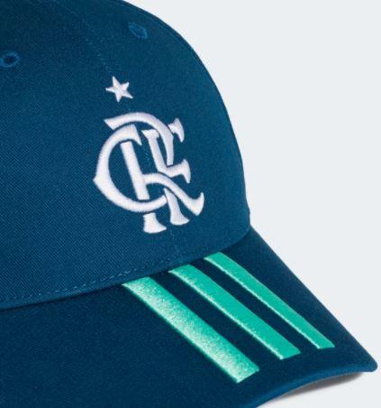 Boné Adidas Flamengo Treino 2020/2021