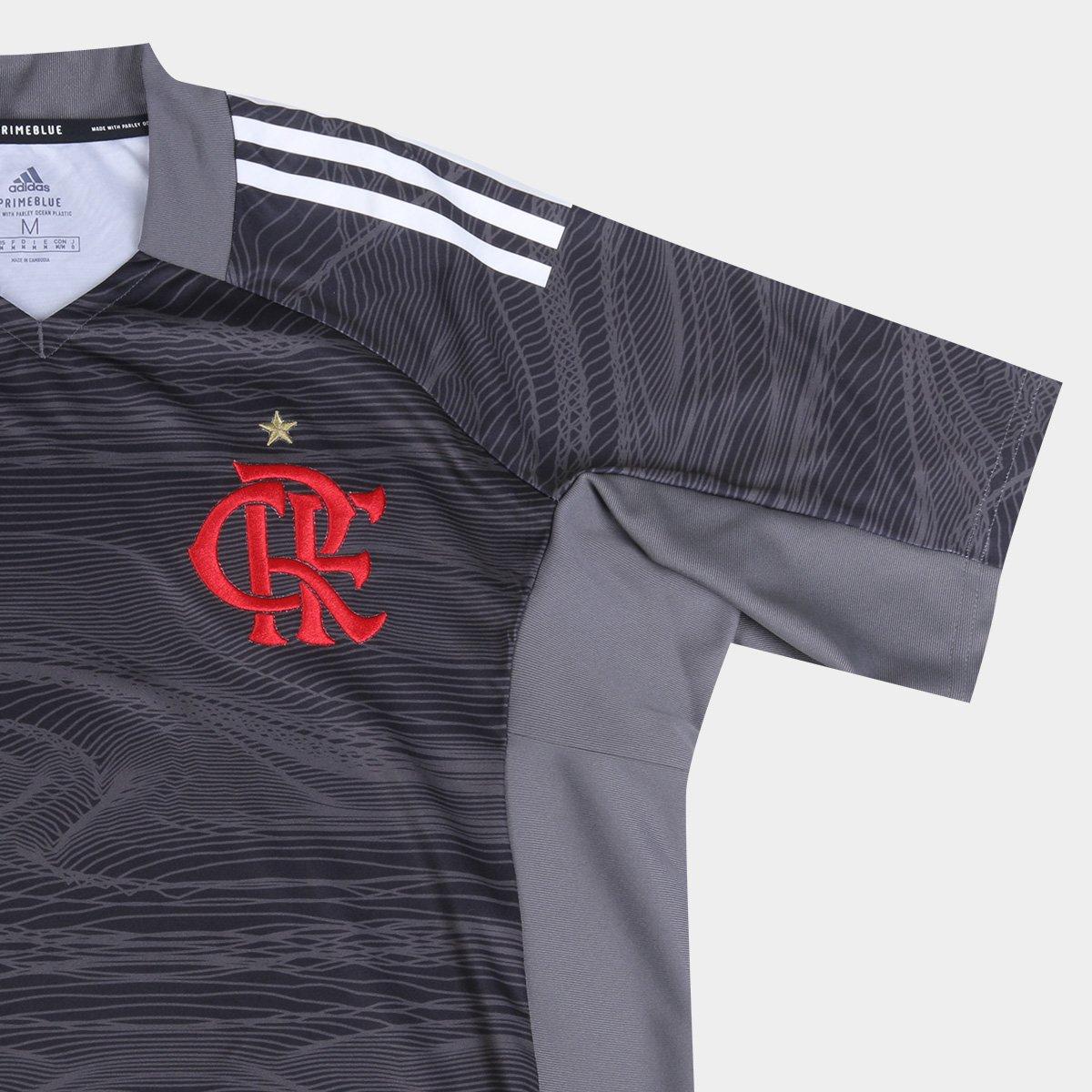 Camisa Adidas Goleiro II 21/22 Flamengo