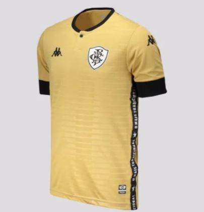 Camisa Goleiro Kappa Botafogo Jogo 3
