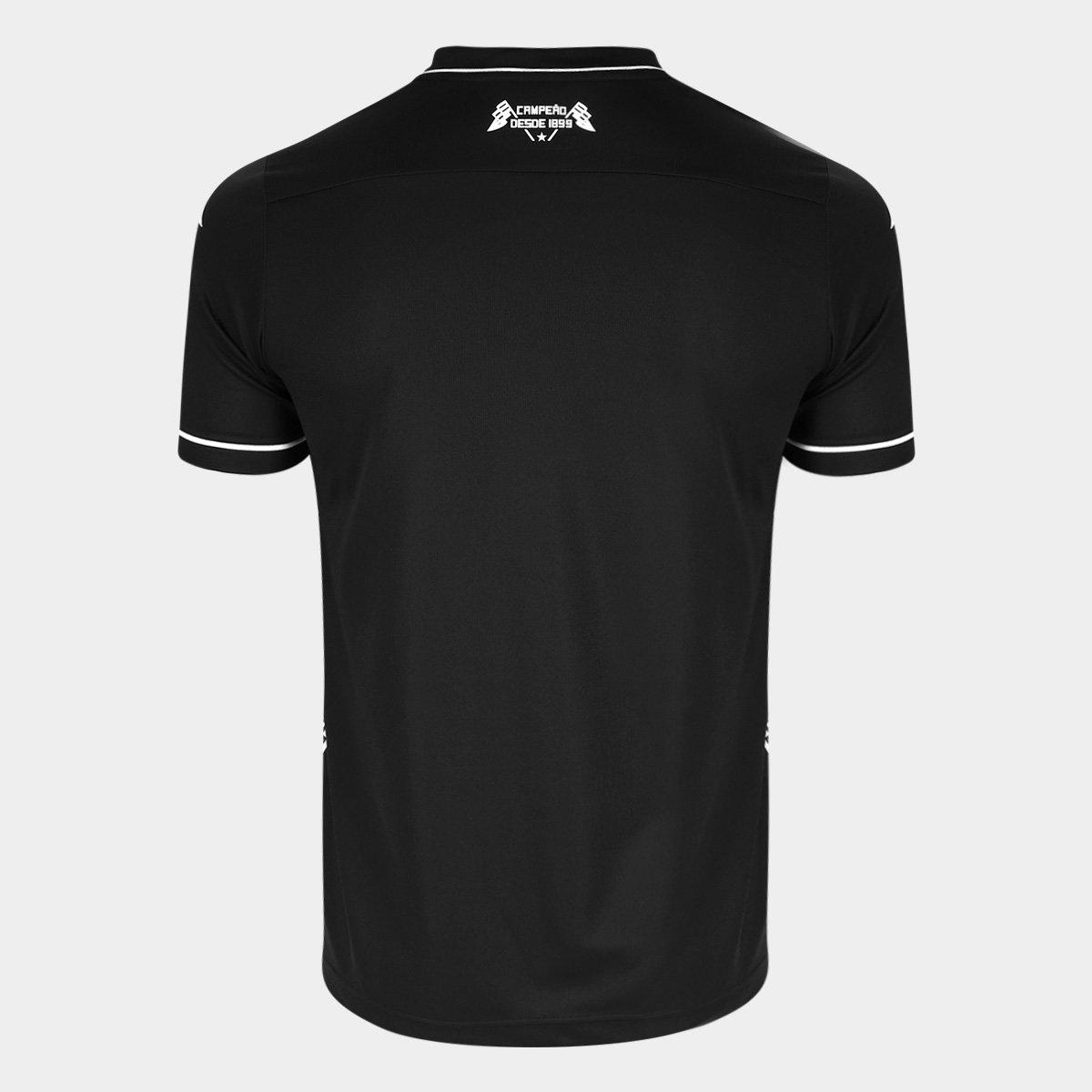 Camisa Kappa Botafogo Jogo 2 - 19/20