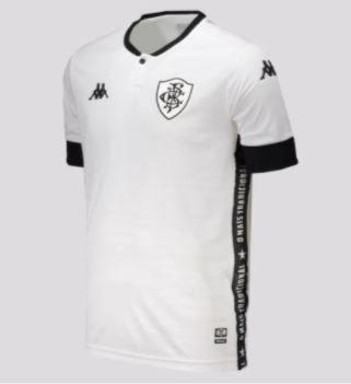 Camisa Kappa Botafogo Jogo 3 -2021