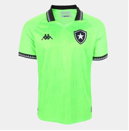 Camisa Kappa Goleiro 2 Botafogo 2021