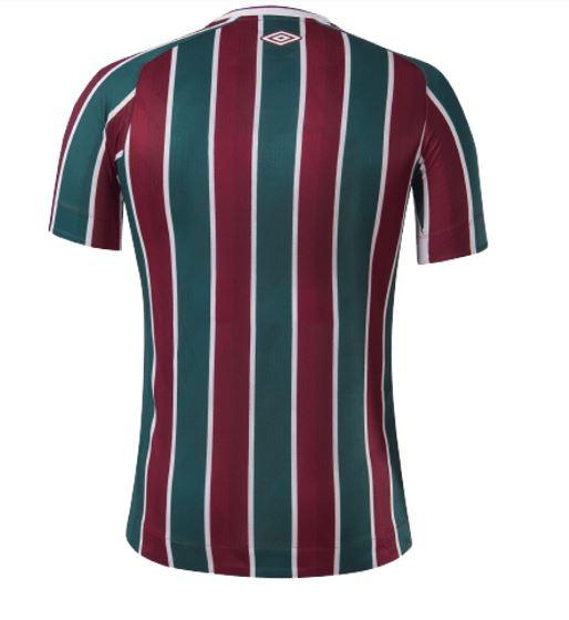 Camisa Umbro Jogo 1 Fluminense - 2021