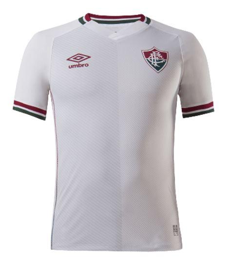 Camisa Umbro Jogo 2 Fluminense - 2021
