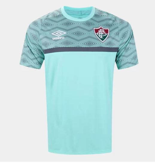 Camisa Umbro Treino Fluminense Verde - 2021