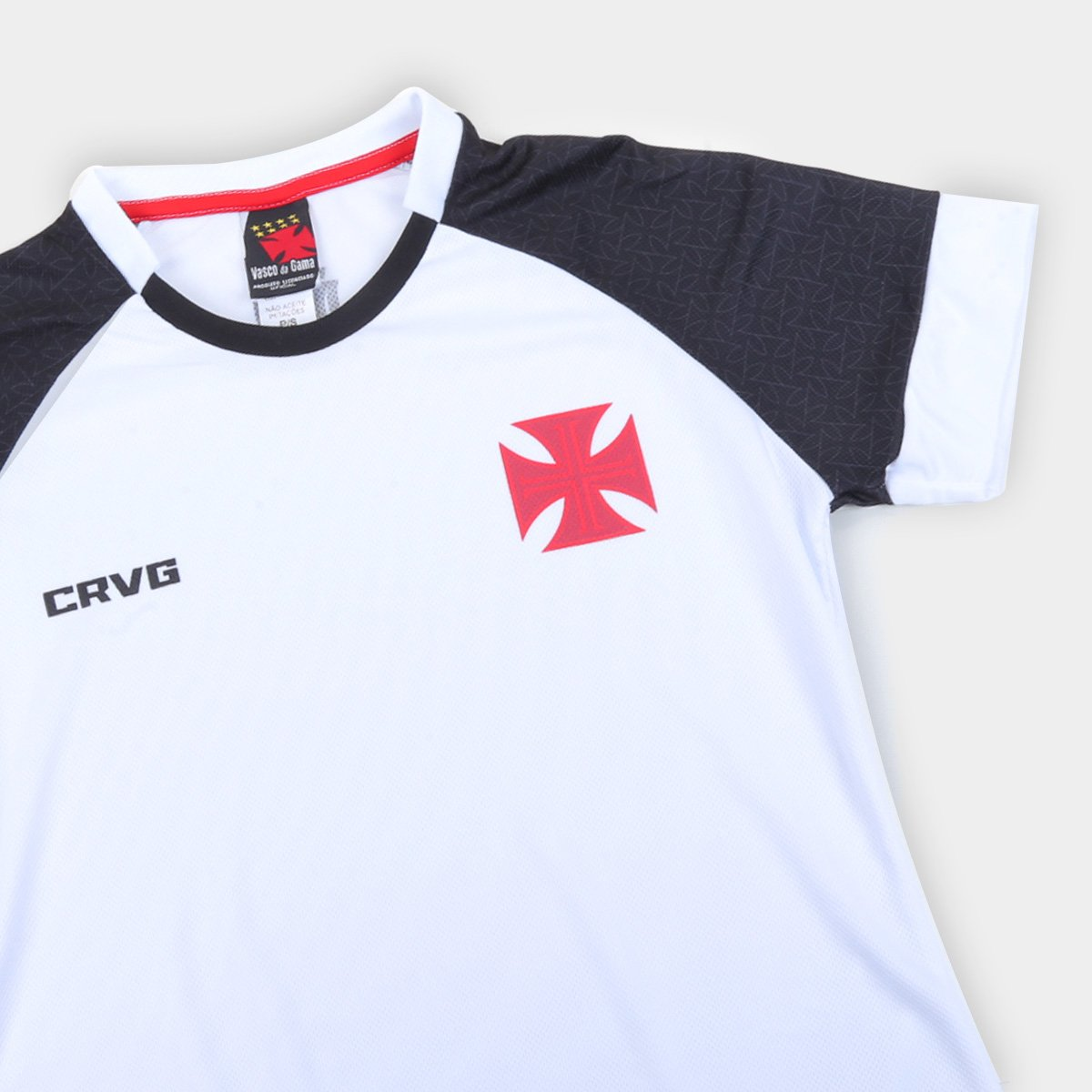 Camiseta Braziline Cell Feminina Vasco
