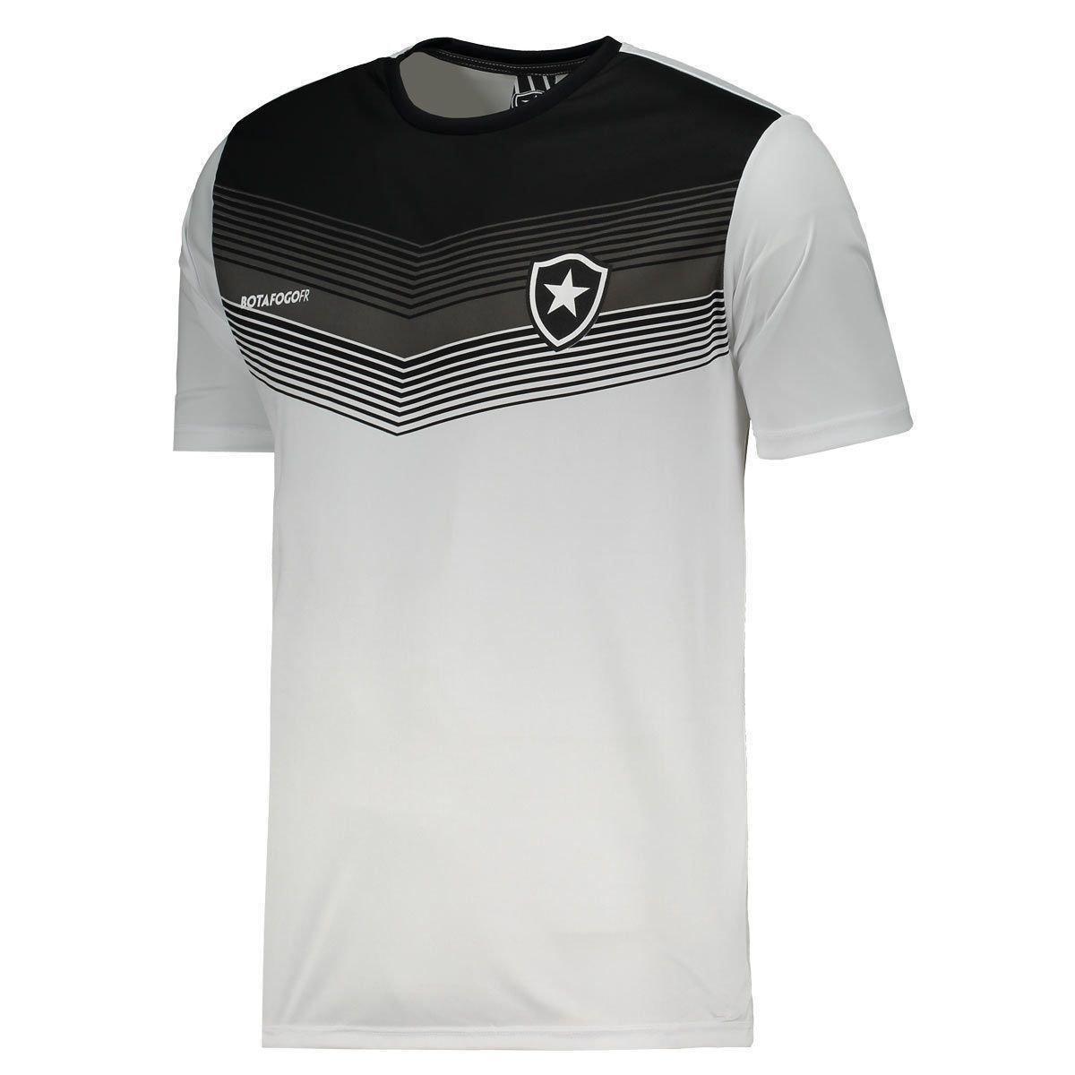 Camiseta Braziline Forest Botafogo