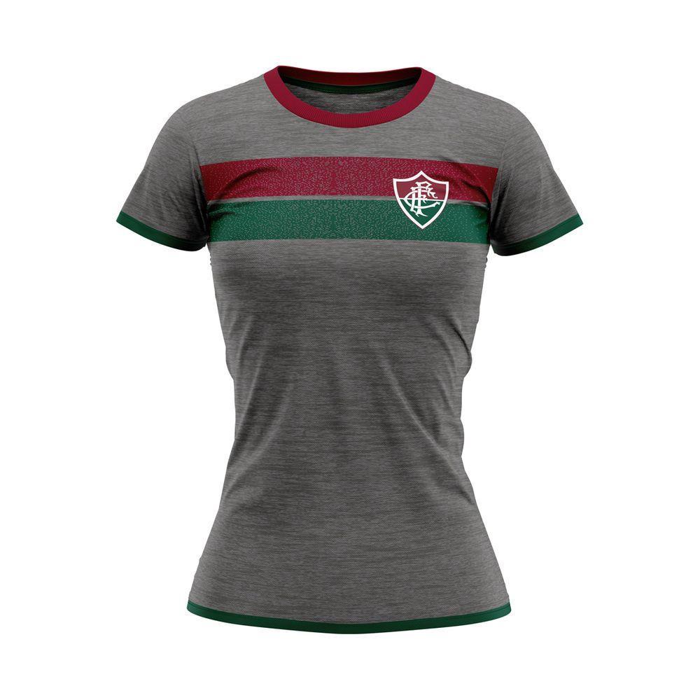 Camiseta Braziline Limb Feminina Fluminense