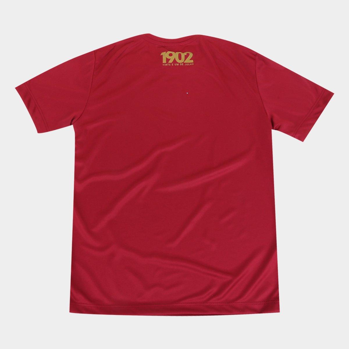 Camiseta Braziline Norm Infantil Fluminense