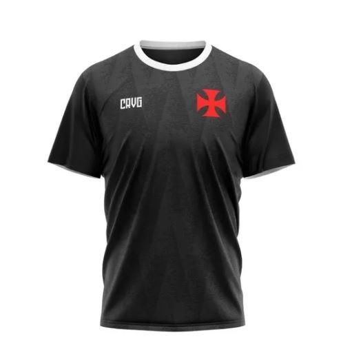 Camiseta Braziline Norm Masculina Vasco