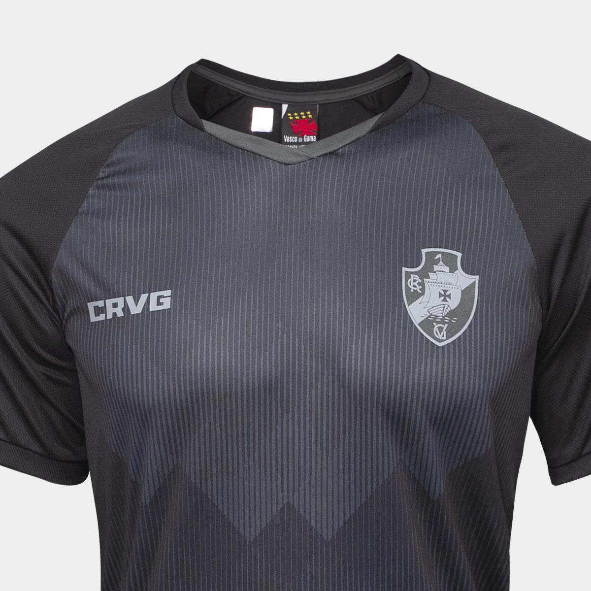 Camiseta Braziline Stick Masculina Vasco
