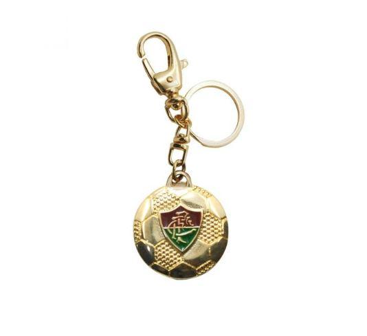Chaveiro Bola Ouro Fluminense