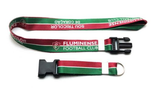 Cordão Chaveiro Fluminense